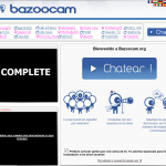 Bazoocam: ¡Un chat de video con juegos!