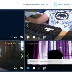 Chatrandom: ¡chat con hasta 4 extraños al azar!