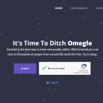 Emerald Chat : Una de las mejores alternativas a omegle