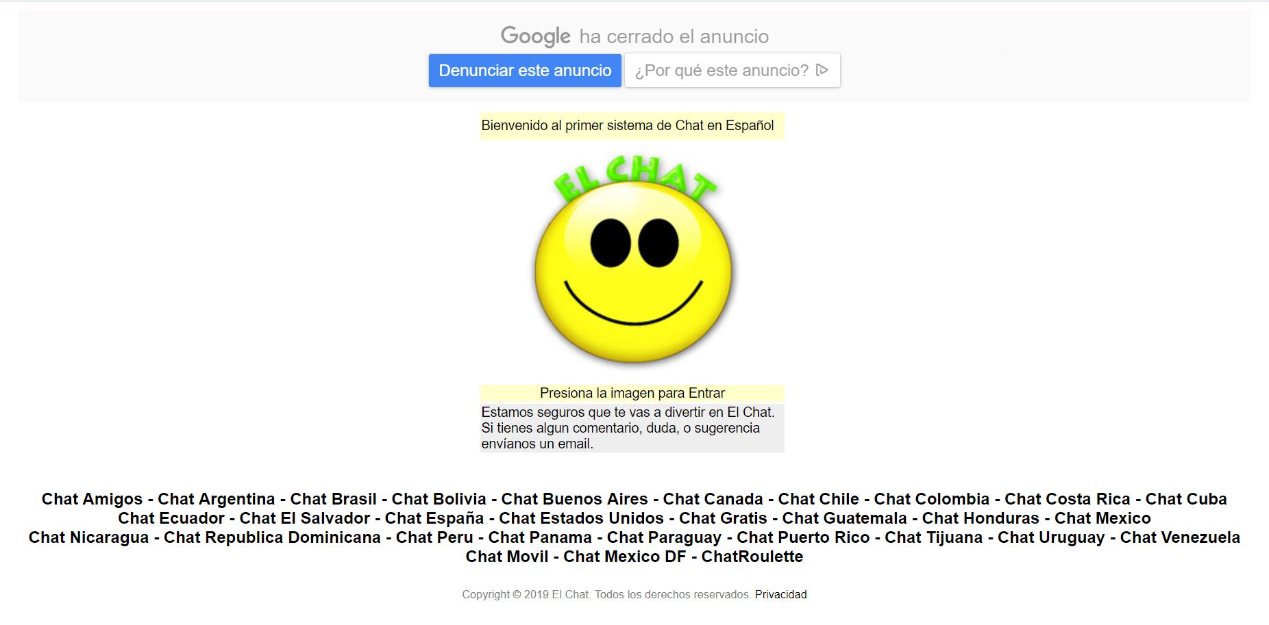 El Chat : un clásico reconvertido